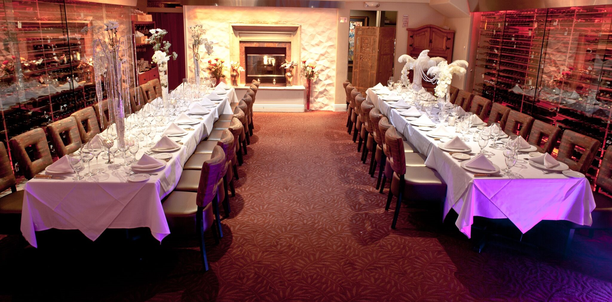 Greystone Steakhouse Private Dining Special Events